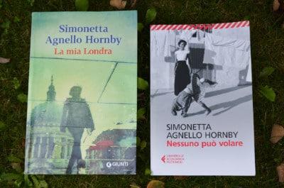 """""""Nessuno può volare"""" e """"La mia Londra"""" di Simonetta Agnallo Hornby"""